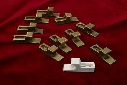 Metall anstatt Kunststoff