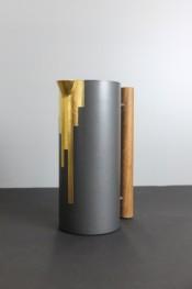 Gold, symbolisch für überbordendes Wasser
